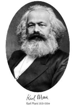 """""""An Interview with Karl Marx"""" Worksheet"""