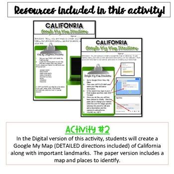An Intro to California {Digital}