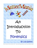 An Introduction To Forensics -- In-Person and Distance Learning
