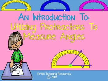 An Introduction To Using A Protractor