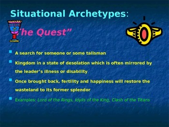 An Introduction to Archetypes & Situational Archetypes (PPT 1)