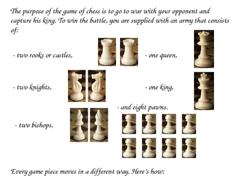 An Introduction to Chess Power Point