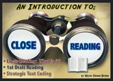 An Introduction to Close Reading & Text Coding