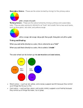 An Introduction to Color Theory- with Pictures!