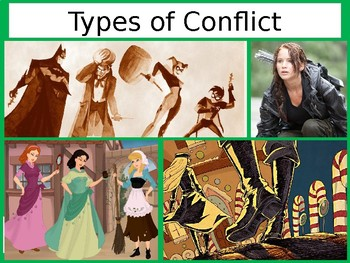 An Introduction to Conflict Lesson and Activity