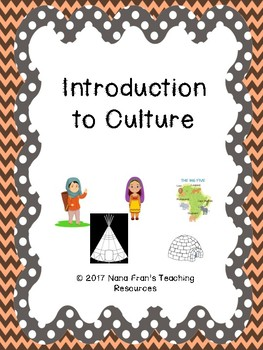 An Introduction to Culture and Cultural Diversity