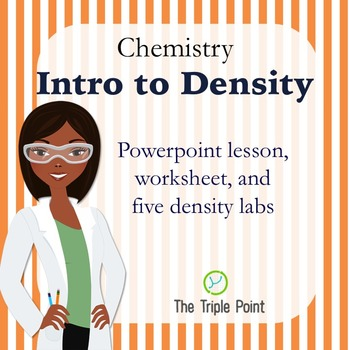Chemistry: An Introduction to Density (Bundle)