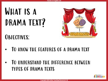 An Introduction to Drama Texts