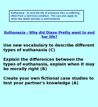 An Introduction to Euthanasia Types