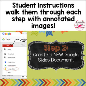 an introduction to google slides all about me presentation tpt