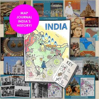 India! An Introduction Bundle - Learn About India's History & Biggest Festival!
