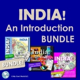 India! An Introduction Bundle - Learn About History, Diwal