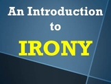 An Introduction to Irony