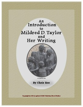 An Introduction to Mildred D. Taylor and Her Writing