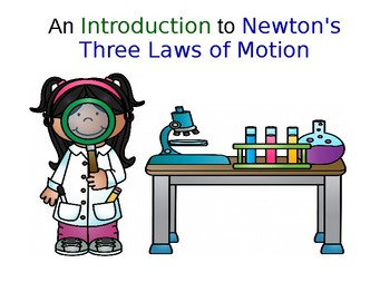 An Introduction to Newton's Laws of Motion