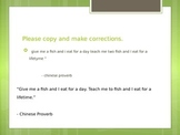 An Introduction to Parts of Speech PPT