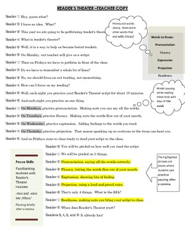 An Introduction to Reader's Theater