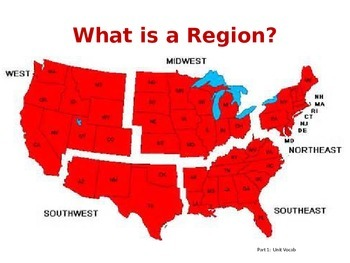 An Introduction to Regions of the US