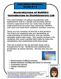 An Introduction to Stoichiometry: Neutralization Lab