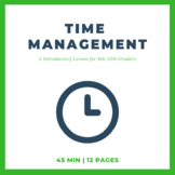 An Introduction to Time Management for Teens