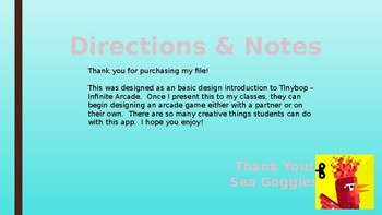 An Introduction to Tinybop's Infinite Arcade