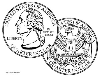 An Introduction to U.S. Coins: Coin Sort and Notice and Wonder