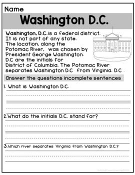 An Introduction to Washington D.C.