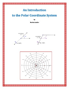 An Introduction to the Polar Coordinate System (B-13)