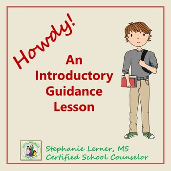 An Introductory Guidance Lesson