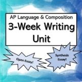 AP Lang and Comp Writing Unit