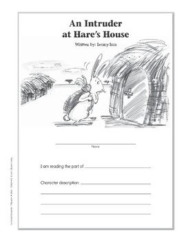 An Intruder at Hare's House (Leveled Readers' Theater, Grade 4)