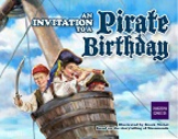 An Invitation to a Pirate Birthday