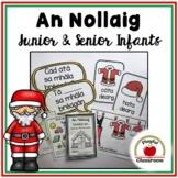 An Nollaig Irish Worksheets for Junior and Senior Infants