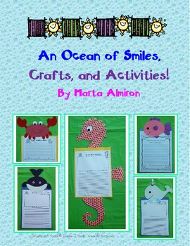 An Ocean of Smiles, Crafts, and Activities!