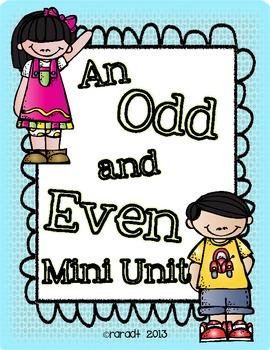 An Odd and Even Mini Unit