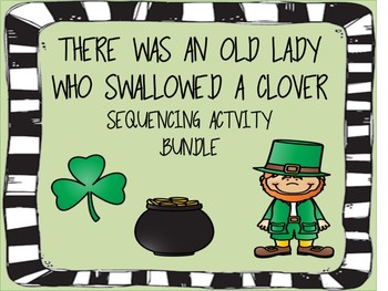 An Old Lady Who Swallowed A Clover Bundle