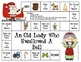An Old Lady Who Swallowed a Bell - A Reading Comprehension Game