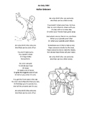 An Only Child Poem with questions