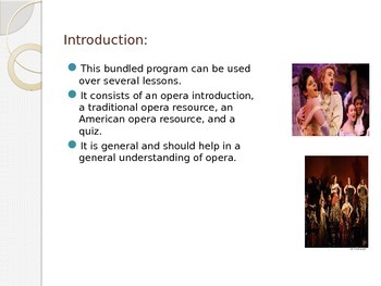 An Opera Resource