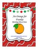 An Orange for Frankie: ELA Unit