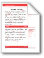 An Oregon Trail Diary (Gr. 4/Week 31)