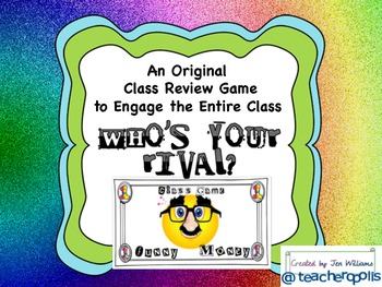 An Original Class Review Game to Engage the Entire Class: