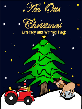 An Otis Christmas Literacy and Writing Activity Pack
