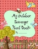 Outdoor Scavenger hunt book