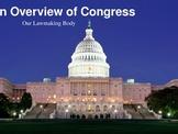 An Overview of Congress Power Point