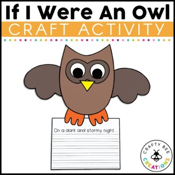 An Owl Craftivity