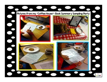 An Upper Grade Summary Sampling Party *Coffee House*