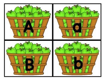 Alphabet An apple a day!