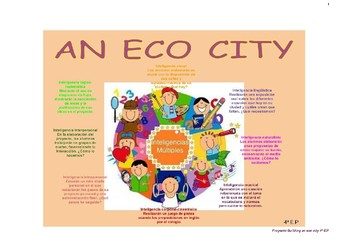An eco-city project