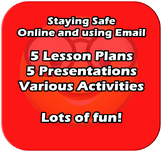 An introduction to Email and Staying Safe Online - 5 Lesso